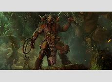 Handson with Total War Warhammer's newest race, the