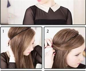 Coiffer Un Carré : se coiffer facilement ~ Farleysfitness.com Idées de Décoration