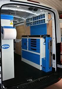 Equipamiento Como Taller M U00d3vil En Ford Transit 2014