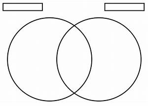 This Is A Venn Diagram To Go With The Story The Lion And The Mouse  I Could I Use This To