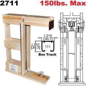 series prefabricated pocket door frame kits