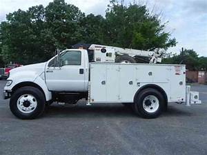 Ford F650  2002    Heavy Duty Trucks