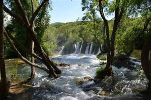 Nature, Waterfall, Bosnia, Water, Trees, Wallpapers, Hd, Desktop, And, Mobile, Backgrounds