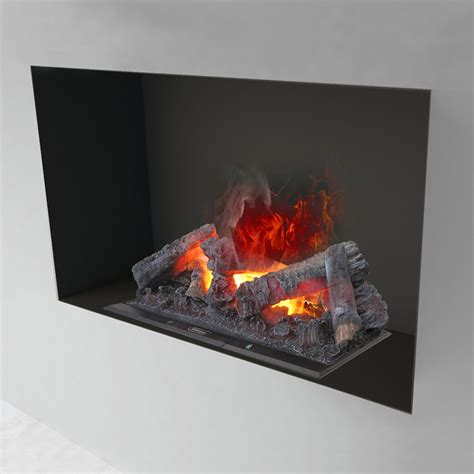water vapor fireplace water vapor electric fireplace insert hardy 90 made in italy