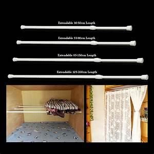 Gardinenstange Fenster Klemmen : 2pcs fenster scheiben klemmen stange kit gardinenstange klemmstange ebay ~ Orissabook.com Haus und Dekorationen