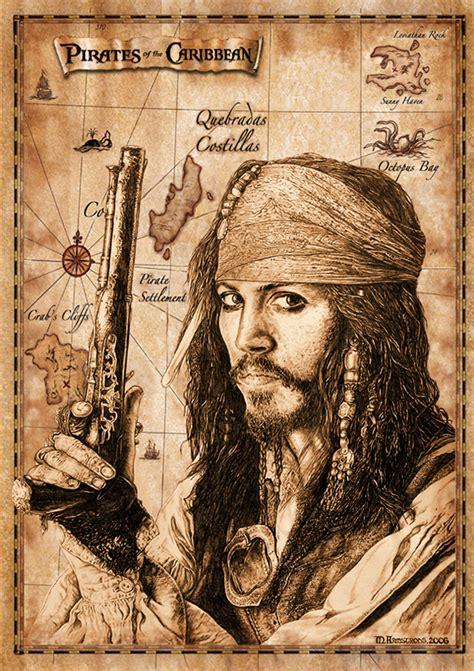 Captain Jack Sparrow Poster  wwwimgkidcom  The Image