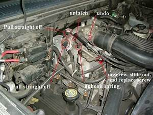 How To Clean Your Engine U0026 39 S Throttle Body On Your Ford F150