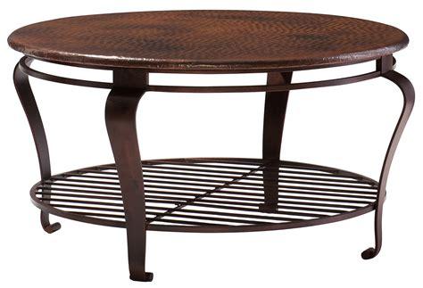 Round Cocktail Table Bernhardt