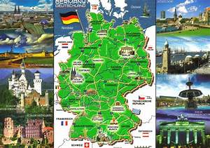 view images germany attractions map images rothenburg