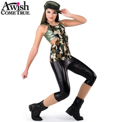 A Wish Come True Dance Values 2015-16  Only - Hip Hop/Street Dance Costume