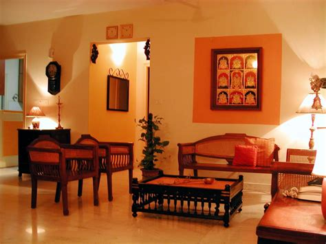Indian Living Room Interior Decoration #14401 Living