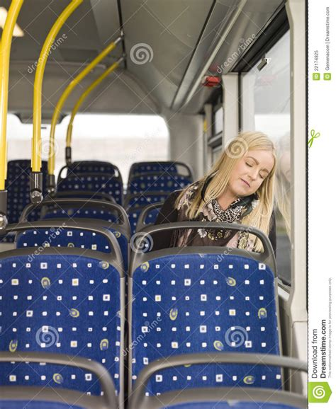 sleeping   bus royalty  stock photo image