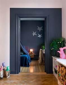 un encadrement de porte original peinture murale 20 With contour de porte interieur
