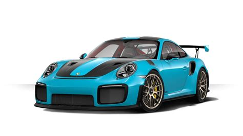 Porsche 911 Gt2 Rs Configurator Lets You Design Your Final