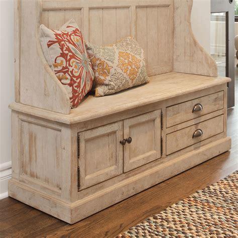 entryway storage bench kosas home elodie pine storage entryway bench reviews
