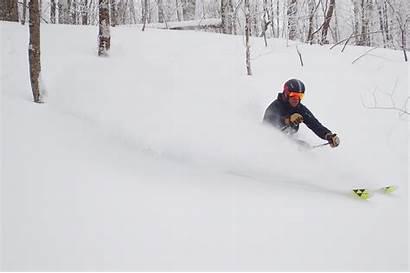 Ken Camera Powder Wave Riding Mountain Report