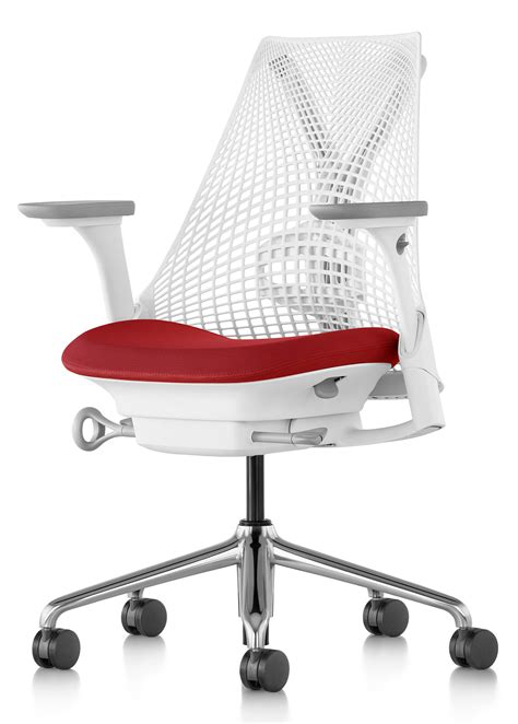 Herman Miller Sayl Chair White by Herman Miller Sayl 174 Chair Build Your Own Gr Shop Canada