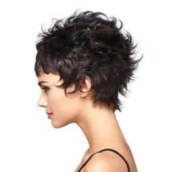 Spiky Pixie Cut Hairstyle Short Hair
