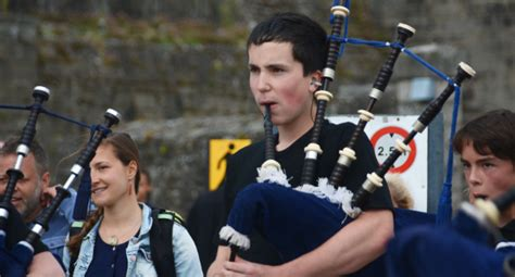 Report On Traditional Music And Economy In Argyll And Bute