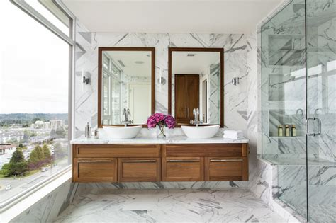bathroom vanities ideas floating marble vanity modern bathroom bikoff
