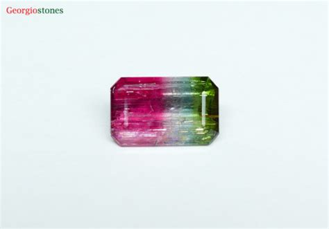 tourmaline color bi color tourmaline