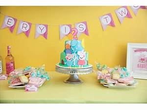 Semi DIY Peppa Pig Birthday Party: All the Supplies You Need