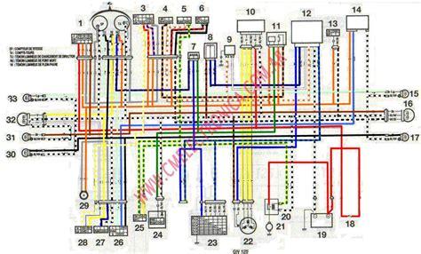 Famous Yamaha Blaster Wiring Diagram