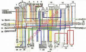 Diagrama Suzuki Gn125