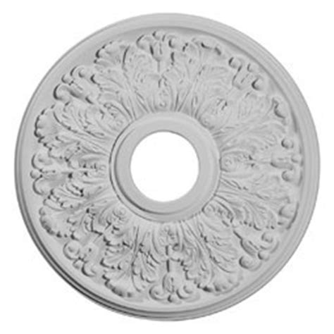 decorative ceiling medallions two piece ceiling