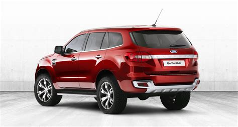 Ford Suv Truck by Ford Releases New Everest Suv Concept Ford Trucks