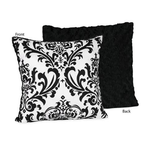 black and white throw pillows black white damask bedding grand sales black and white