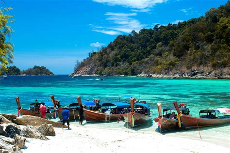 Top 21 Beach Home Decor Examples: Top 10 Beaches In Thailand Rated By TripAdvisor In 2015