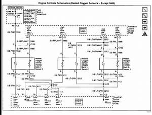 Chevy S10 O2 Sensor Wiring Diagram