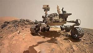 Curiosity Rover Sends back Images of Rock Formations – The ...