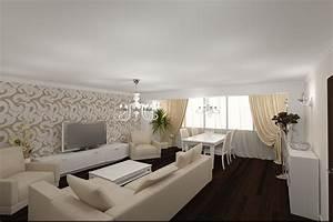 Design interior apartament clasic modern for Interior decoration and designing iti