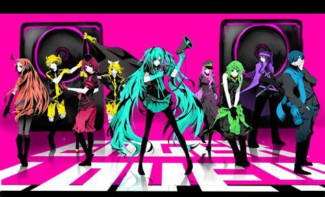 vocaloid love  war wallpaper  background image