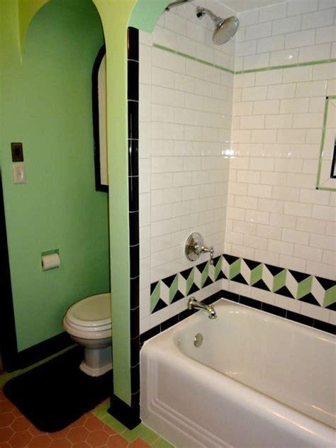 Retro Bathroom   Contemporary   Bathroom   portland   by