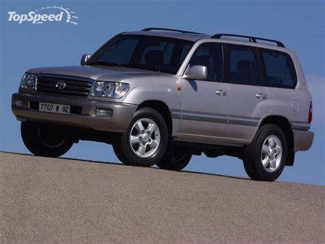 Toyota Land Cruiser Picture by 1998 Toyota Land Cruiser 100 Series Picture 15789 Car
