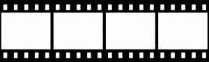 Movie Film Strip - ClipArt Best