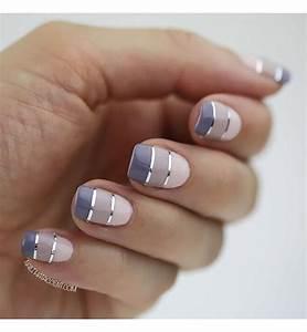 Ongles Pinterest : squoval nails 10 id es de manucure pour des ongles au top ~ Melissatoandfro.com Idées de Décoration
