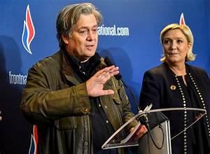 Steve Bannon gives rhetoric-filled speech at France's far ...