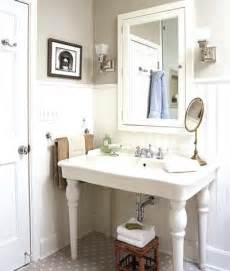 vintage small bathroom ideas style sink updated vintage bath before and after this house