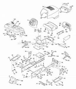 Husqvarna Gth 2654 Parts List And Diagram