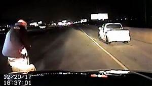 Released dash-cam footage shows police firing in response ...