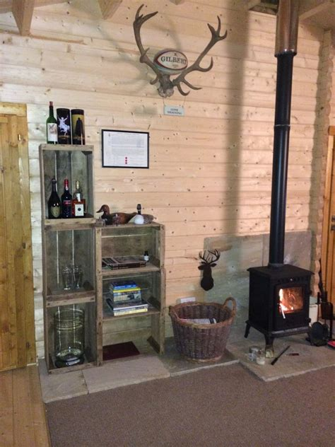 small wood burning stove for cabin can i install a wood burning stove in my log cabin