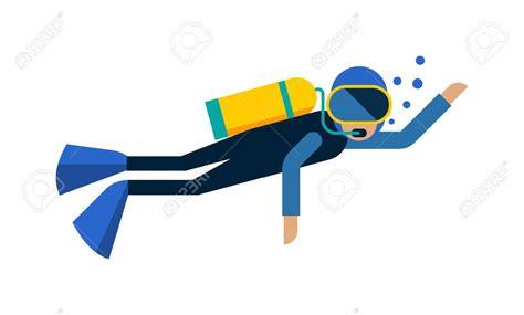 Scuba Diver Clipart Diver Clipart Scuba Diver Graphics Illustrations