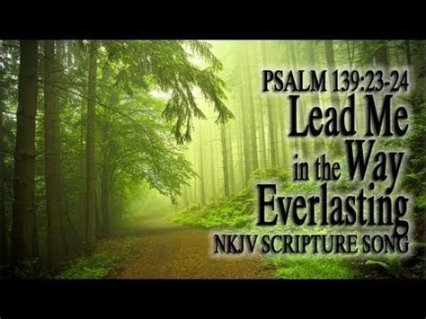psalm   song lead     everlasting