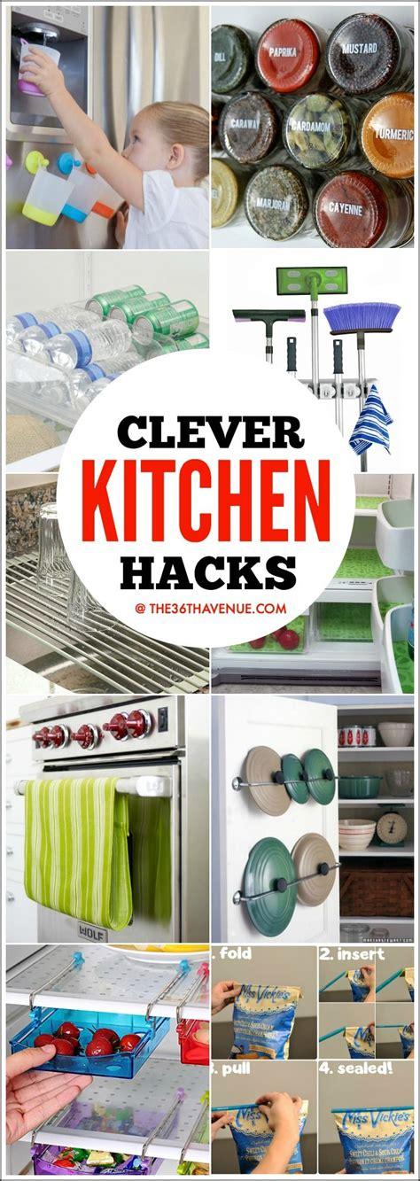 kitchen organization hacks top kitchen hacks and gadgets organization ideas clever 2358