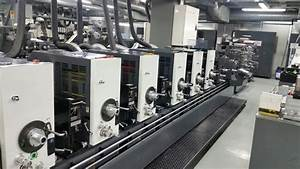 Iwasaki LR3 V VMT - 6 Label printing machine - flexo - Exapro