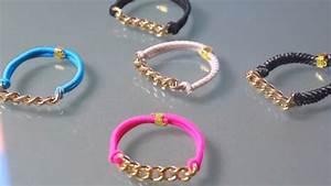 Créer Ses Propres Bijoux : r alisez vos propres bracelets avec des lastiques pour ~ Melissatoandfro.com Idées de Décoration